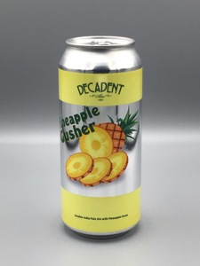 Decadent - Pineapple Gusher (16oz Can)